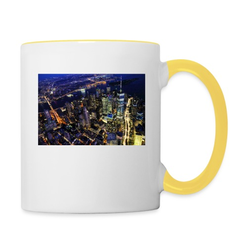 New york - Mug contrasté