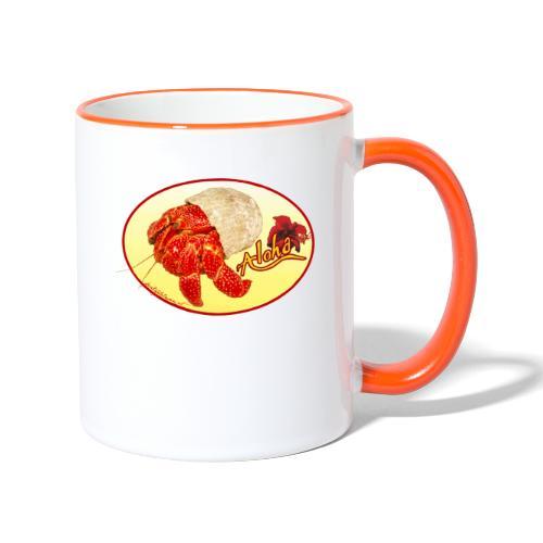 hermid - Tasse zweifarbig