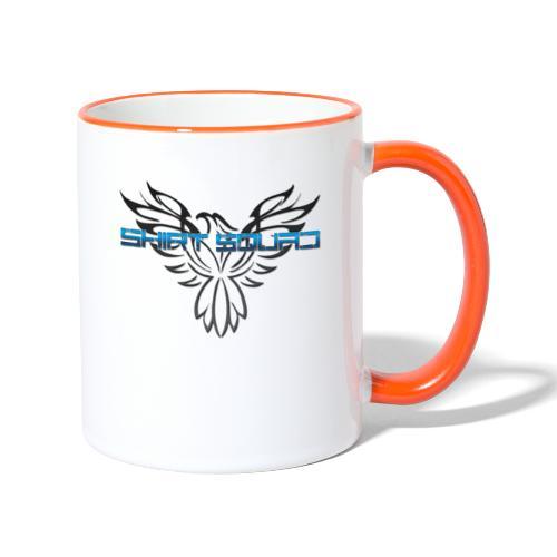 Shirt Squad Logo - Contrasting Mug