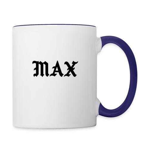 MAX - Mok tweekleurig