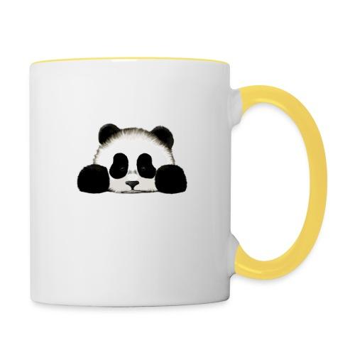 panda - Contrasting Mug