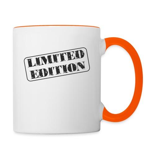 Limited Edition - Tasse zweifarbig