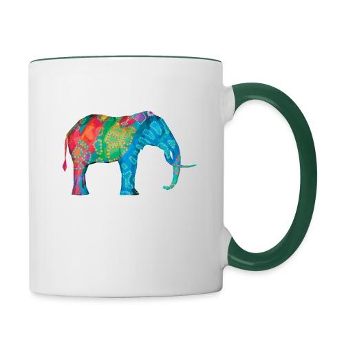 Elefant - Contrasting Mug