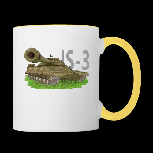 IS-3 (Writing) - Tazze bicolor