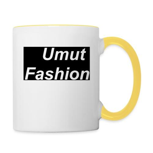 Umut Fashion - Tasse zweifarbig
