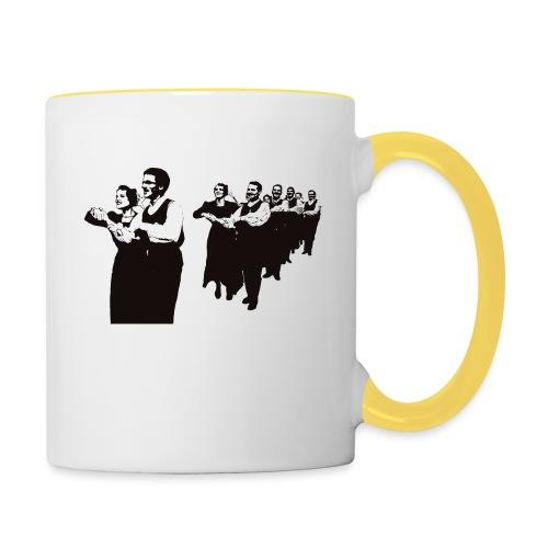 Dérobée de Guingamp - Mug contrasté