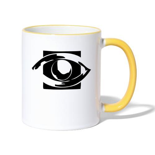 eos3 - Contrasting Mug