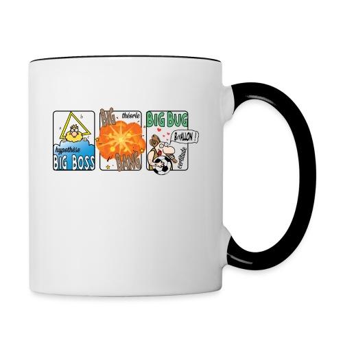 big boss big bang big bug - Mug contrasté