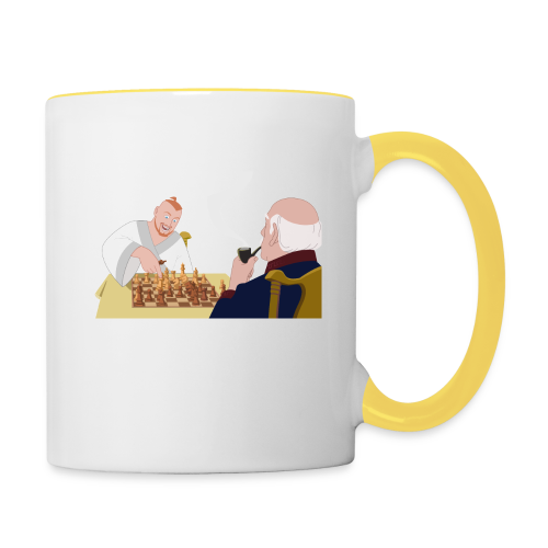 Put that in your pipe and smoke it! - Contrasting Mug