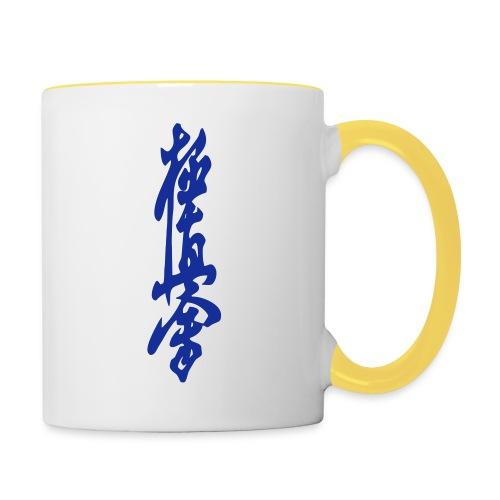 KyokuShin - Mok tweekleurig