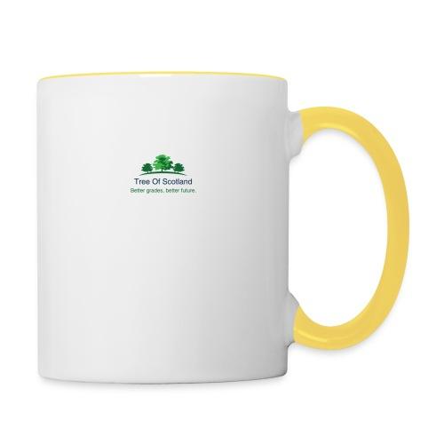 TOS logo shirt - Contrasting Mug
