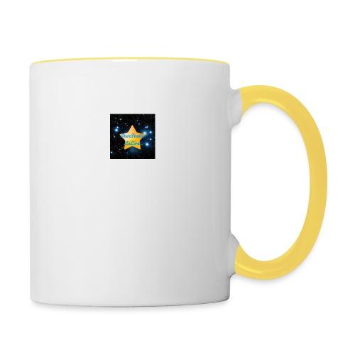 Logo Janvier-Juin 2017 de StarStudio LeLive ! - Mug contrasté