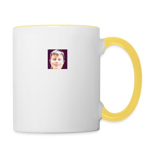 LuradoTV Logo - Contrasting Mug