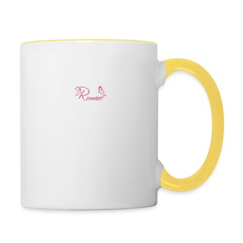 Romane - Mug contrasté