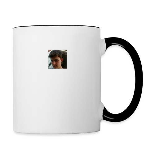 will - Contrasting Mug