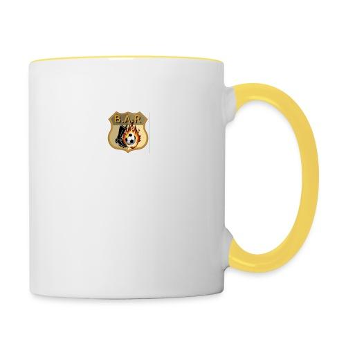 bar - Contrasting Mug