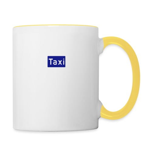 Taxi - Tofarget kopp
