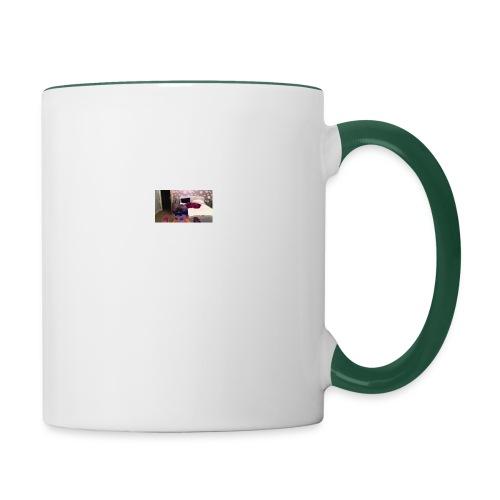 Gabes monster of doom - Contrasting Mug