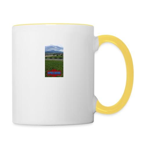 Formel 1 - Tasse zweifarbig