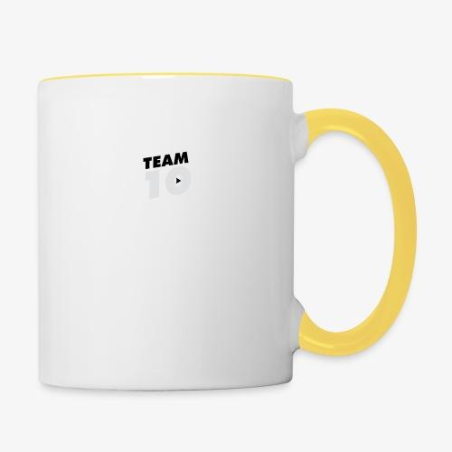 tee - Contrasting Mug