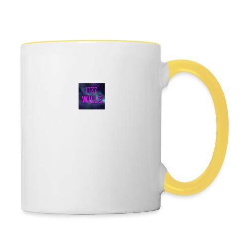 Logo Merch - Contrasting Mug
