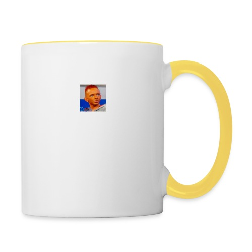 Crazy People Accessories - Contrasting Mug