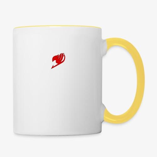 logo fairy tail - Mug contrasté