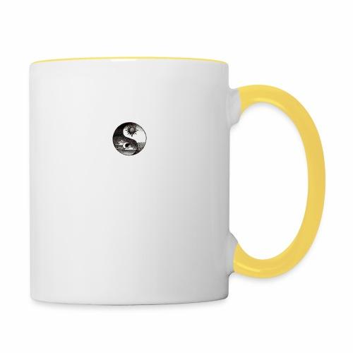 SUN AND MOON - Contrasting Mug
