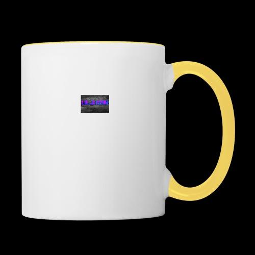 Lil Justin - Contrasting Mug