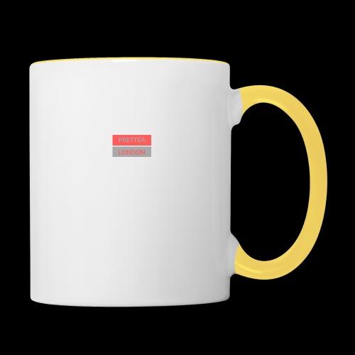 Prettea Label - Contrasting Mug