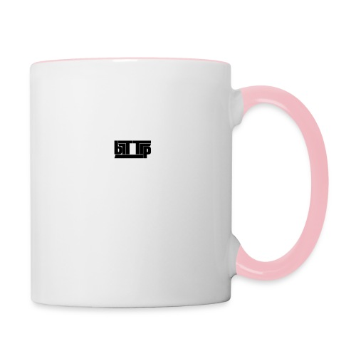 brttrpsmallblack - Contrasting Mug
