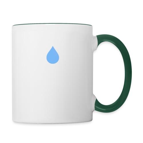 Water halo shirts - Contrasting Mug