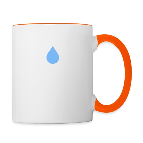 Water halo shirts - Contrasting Mug