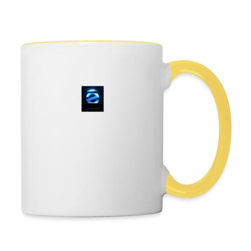 ZAMINATED - Contrasting Mug