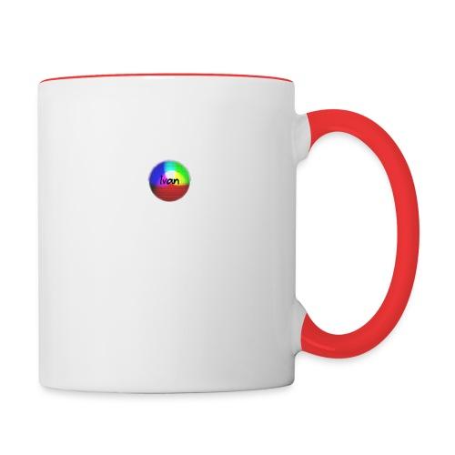 Ivan plays - Contrasting Mug
