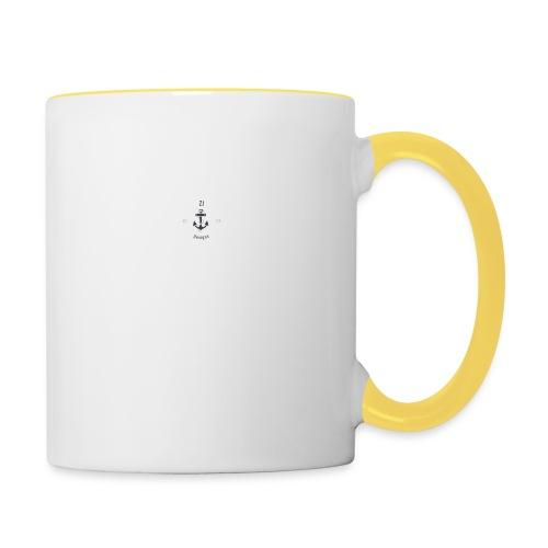 ZI-3 - Contrasting Mug