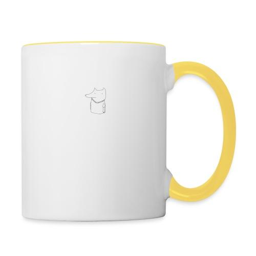 FoxShirt - Contrasting Mug