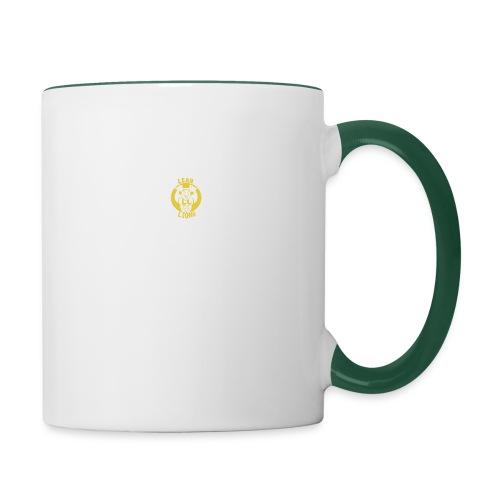 Lean Lions Merch - Contrasting Mug
