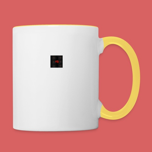 ctg - Contrasting Mug