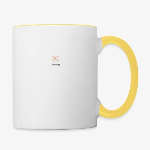 X change - Contrasting Mug