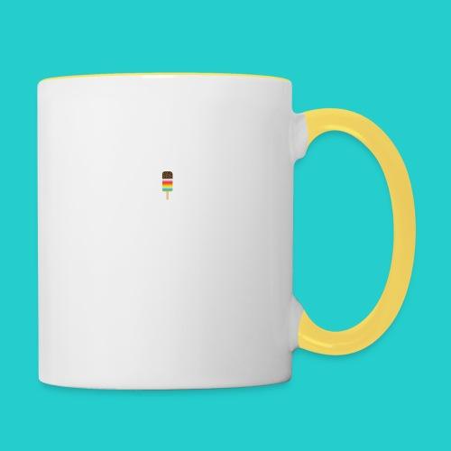 My Awesome Popsicle - Contrasting Mug