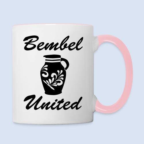 Bembel United Hessen - Tasse zweifarbig