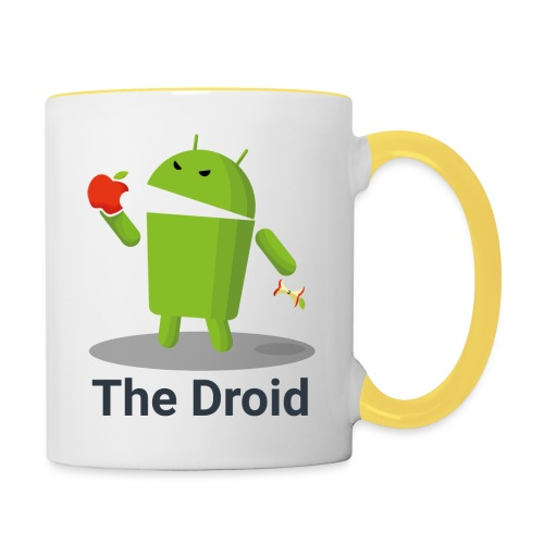 The Droid Spille - Tazze bicolor