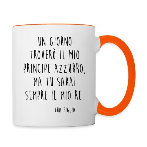 Tazza_IlMioRe - Tazze bicolor
