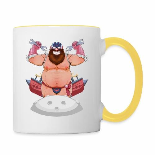 Master Engineer - Contrasting Mug