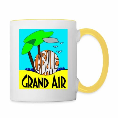Grand-Air - Mug contrasté
