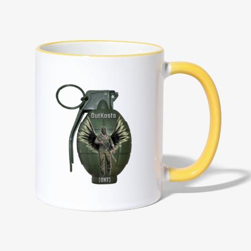 grenadearma3 png - Contrasting Mug