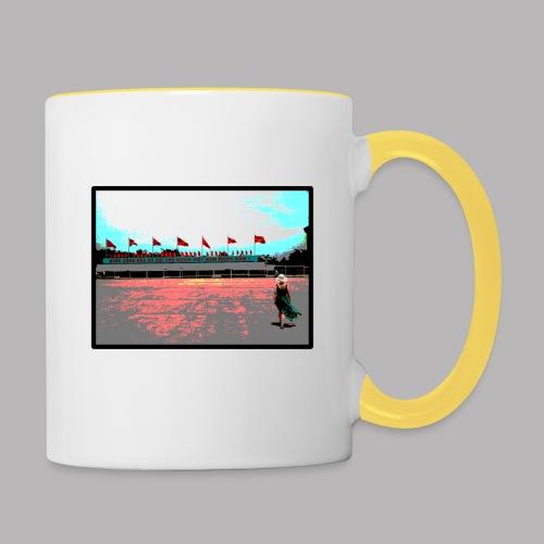 Ho Chi Minh - Contrasting Mug