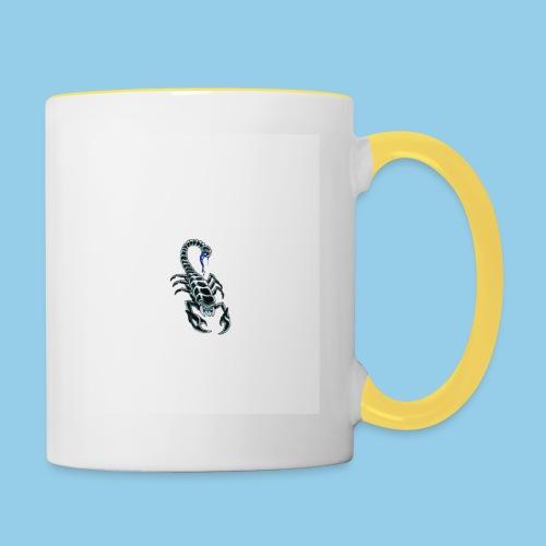 Scorpio - Contrasting Mug
