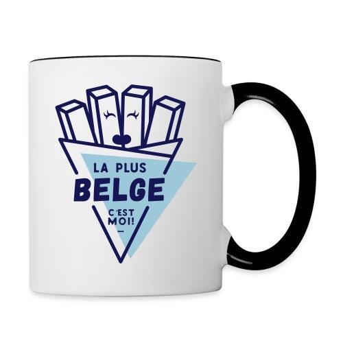 La+Belge - Mug contrasté